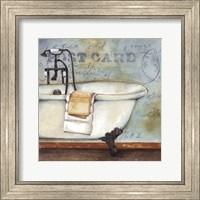 Framed Soothing Bath