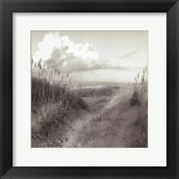 Framed Dunes I Sq. BW