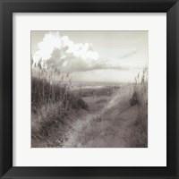 Framed Dunes I Sq. BW