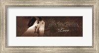 Framed Love And Marriage