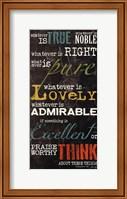 Framed Think