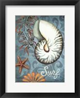 Framed Surf Shell