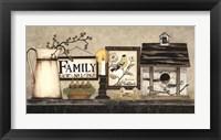 Framed Family