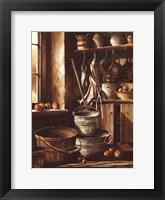 Framed Mudroom Menagerie
