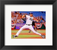 Framed Matt Moore 2013 Action
