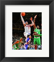 Framed Carmelo Anthony 2012-13 Playoff Action