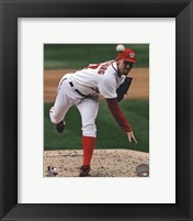 Framed Stephen Strasburg 2013 Action