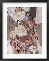 Framed Floral Flair II