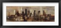 Framed Urban Myth - Detail