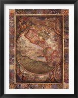 Framed Orbis Terra