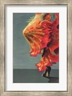 Framed Flamenco Fiesta I