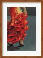 Framed Flamenco Fiesta II