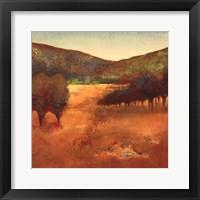 Colour Of Fall I Framed Print