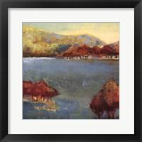 Framed Colour Of Fall IV