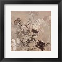 Framed Graphic Beauty II