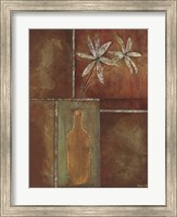 Framed Bloom I