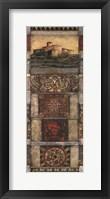 Tuscan Splendor II Framed Print