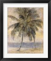 Framed Palm Hammock I