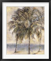 Framed Palm Hammock II