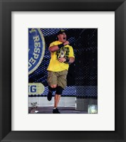 Framed John Cena 2013 Posed