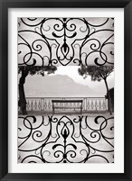 Framed Lago di Como I
