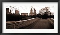 Framed Central Park II