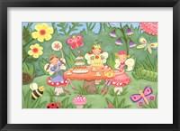 Fairy Fun Framed Print