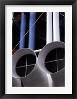 Framed Metropolis III