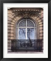Framed Rue De Paris I