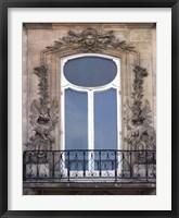 Framed Rue De Paris III