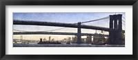 Framed New York Crossing