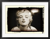 Framed Marilyn Monroe Retrospective I