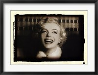 Framed Marilyn Monroe Retrospective II