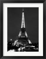 Framed Le Tour - Night