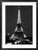 Framed Le Tour - Night