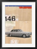 Framed Lincoln II