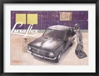 Framed Toyota