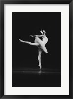 Framed Margot Fonteyn, Swan Lake 1963