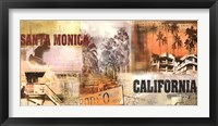 Framed California