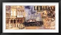 Framed La Habana