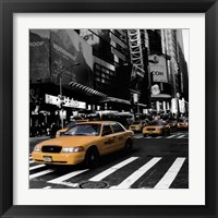 Framed City Streets II