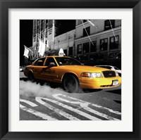 Framed City Streets IV