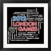 Framed London Games