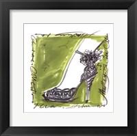 Framed Catwalk Heels II