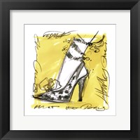 Framed Catwalk Heels IV