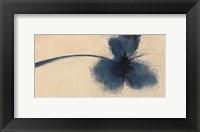 Framed Ethereal Blue I