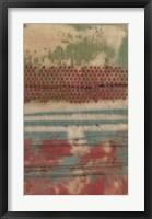 Undulate II Framed Print