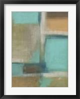 Smoke & Mirrors II Framed Print