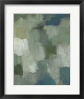 Lichen II Framed Print