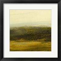 Light on the Horizon I Framed Print